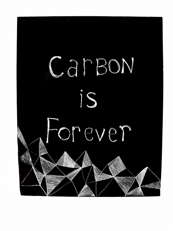 Carbon is Forever